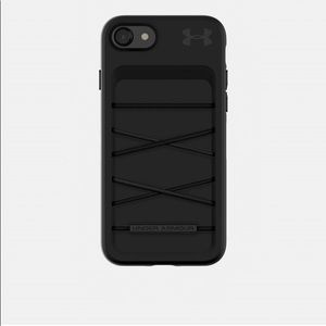 Brand new I phone 8/7 under armour case